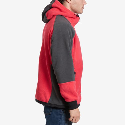 Right Side View of The North Face Men's '94 Rage Classic Fleece Hoodie