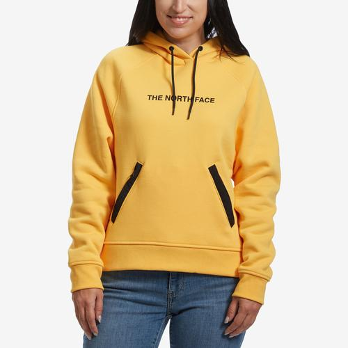 Front View of The North Face Women's Graphic Collection Pullover Hoodie