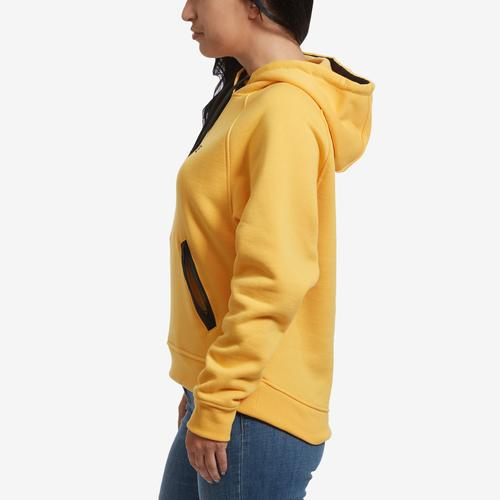 Left Side View of The North Face Women's Graphic Collection Pullover Hoodie