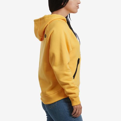 Right Side View of The North Face Women's Graphic Collection Pullover Hoodie