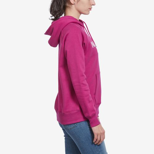 Left Side View of The North Face Women's Half Dome Pullover Hoodie