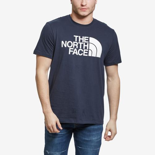 Front View of The North Face Men's Short Sleeve Half Dome Tee
