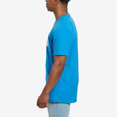 Right Side View of The North Face Men's Short Sleeve Half Dome Tee