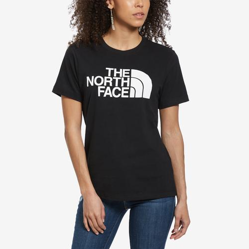 Front View of The North Face Women's Short-Sleeve Half Dome Tee