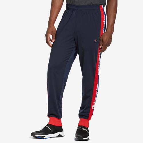 Front View of Champion Men's Life Track Pants