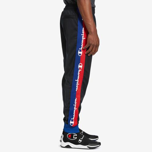 Right Side View of Champion Men's Life Track Pants