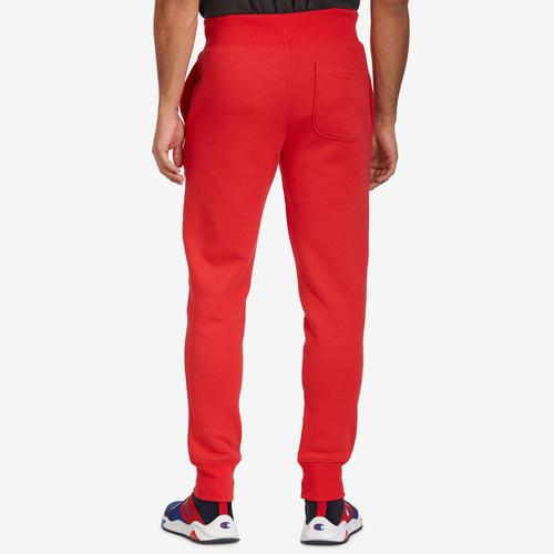 Champion Men's Century Collection Joggers, C100 Logo