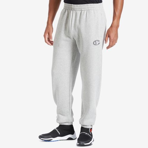 Front View of Champion Men's Life Super Fleece 2.0 Pants