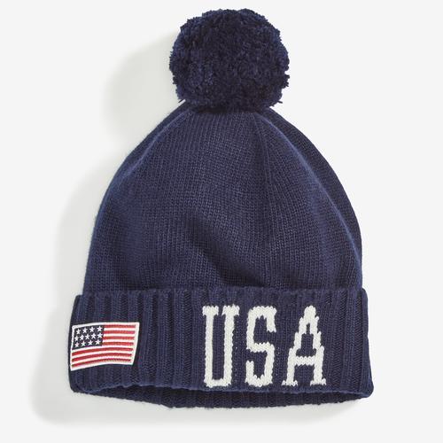 Polo Ralph Lauren Men's USA Stadium Knit Hat