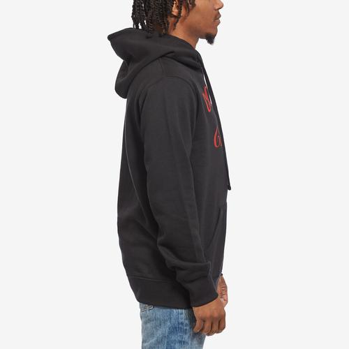 Right Side View of Crooks & Castles Men's Coca & Caviar Hoodie