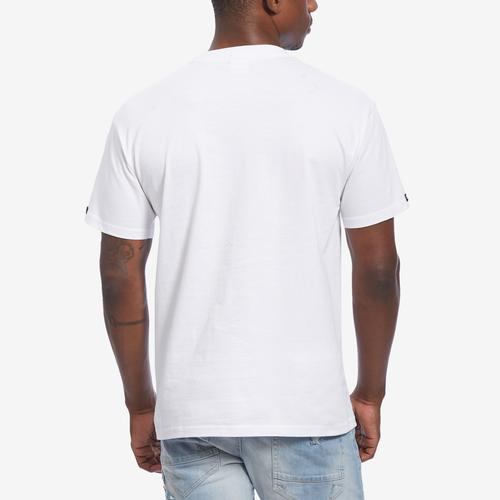 Crooks & Castles Men's Two Face Tee