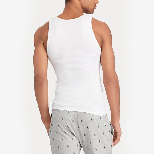 Polo Ralph Lauren Men's Classic Tank 3-Pack