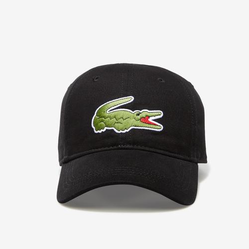 Lacoste Big Croc Gabardine Cap