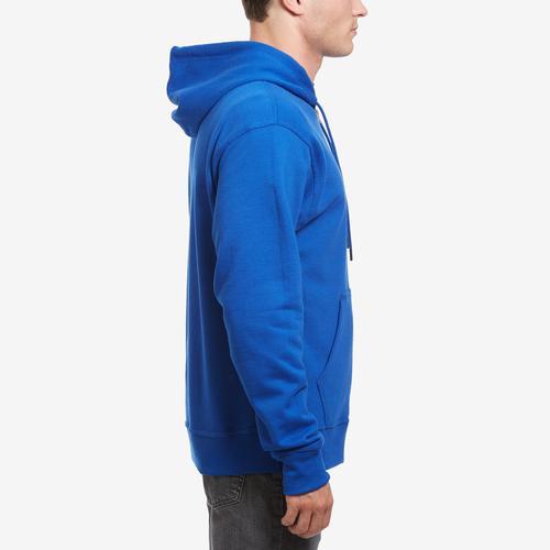 Right Side View of Champion Men's Powerblend Sweats Full Zip Jacket
