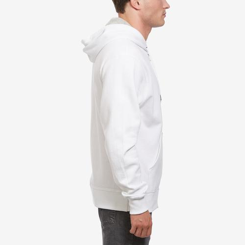 Right Side View of Champion Men's Powerblend Sweats Full Zip Jacket
