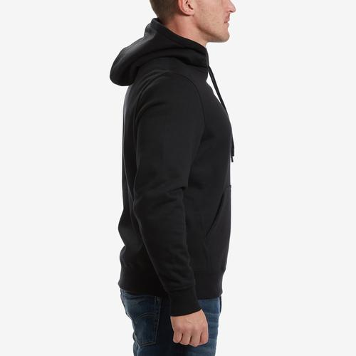 Right Side View of Champion Men's Life Super Hood 2.0 Pullover Hoodie