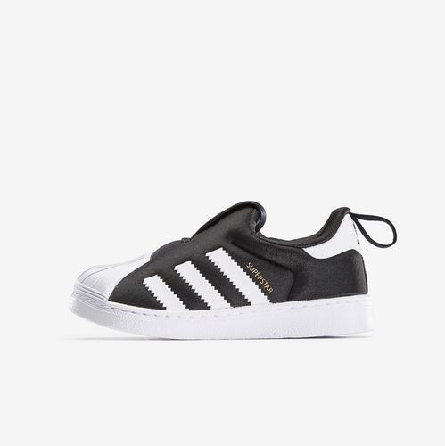 Left Side View of adidas Boy's Toddler Superstar 360 I Sneakers
