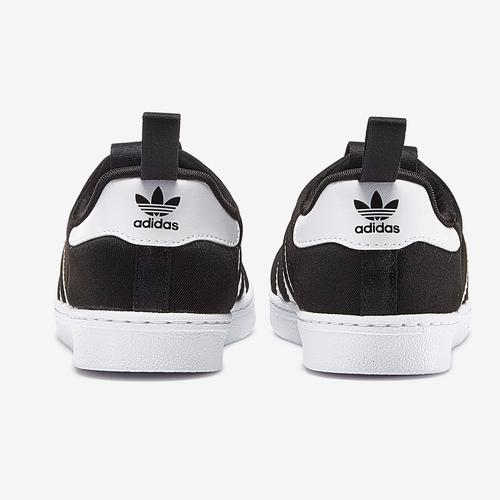 Back View of adidas Boy's Toddler Superstar 360 I Sneakers