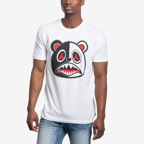 Front View of Baws Men's Scar Baws T-Shirt