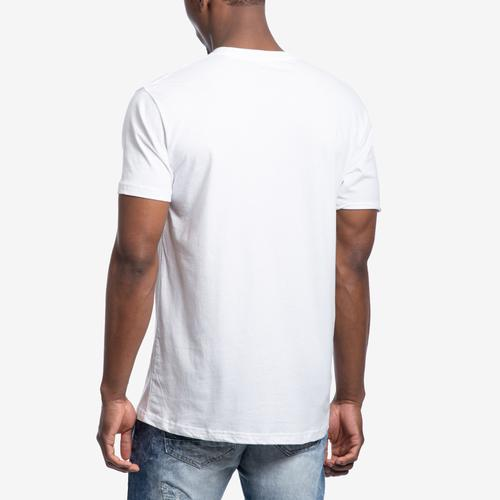 Back View of Baws Men's Scar Baws T-Shirt