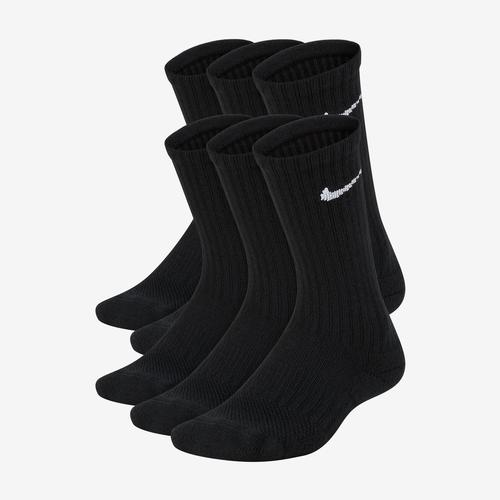 Front Right View of Nike Performance Cushioned Crew Training Socks