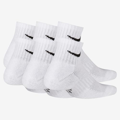 Nike Performance Cushioned Quarter Training Socks