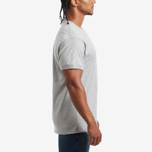 Right Side View of Champion Men's Classic Jersey Tee