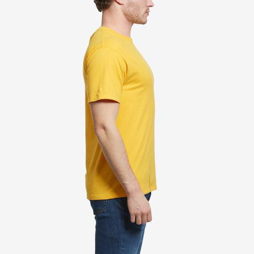 Left Side View of Champion Men's Classic Jersey Tee