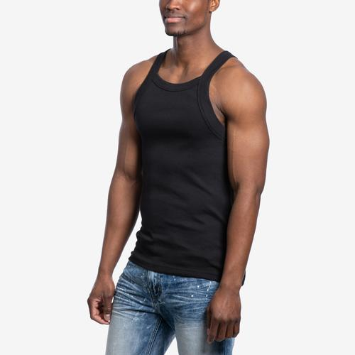 Front View of EBL by Galaxy Men's G-Unit Tank