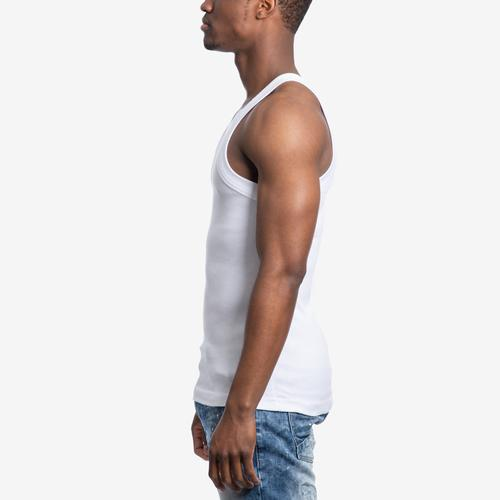 Left Side View of EBL by Galaxy Men's G-Unit Tank