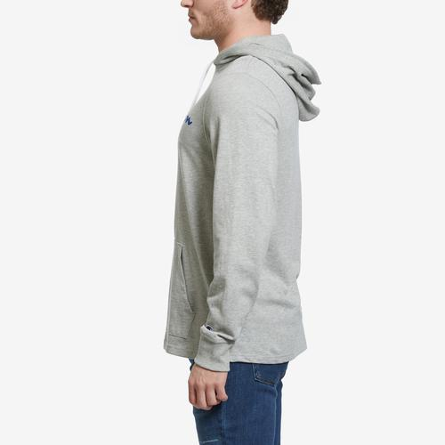 Right Side View of Champion Men's Middleweight Hoodie