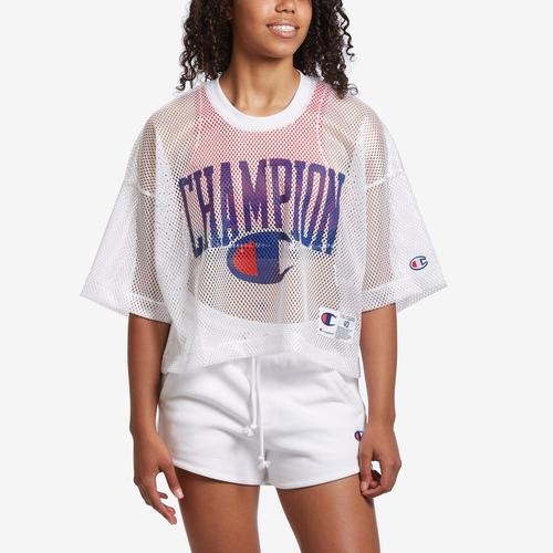 Alternate View of Champion Men's Mesh Football Jersey