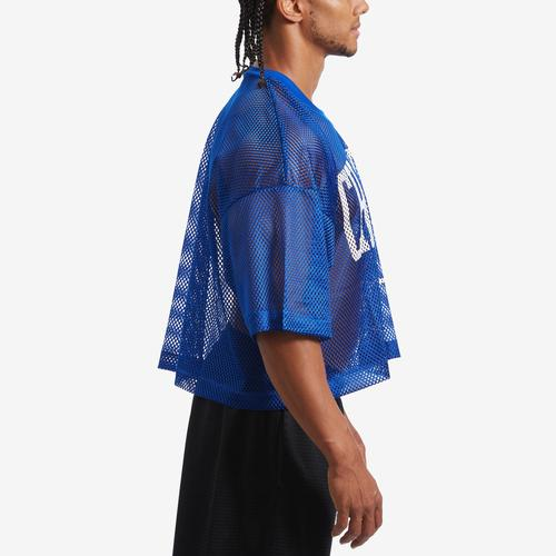 Right Side View of Champion Men's Mesh Football Jersey