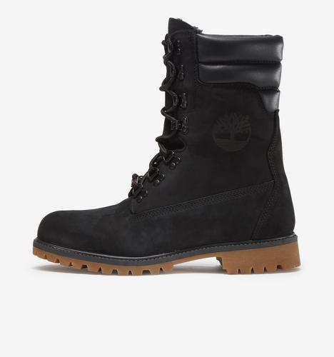 Left Side View of Timberland Men's 10-Inch Waterproof Boots Sneakers
