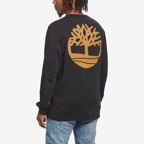 Timberland Men's Back Tree Logo T-Shirt