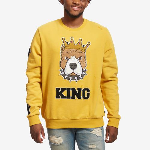 Front View of TOP GUN Men's King Crewneck