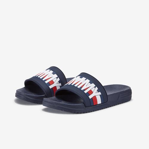 Tommy Hilfiger Boy's Preschool Geo Slide