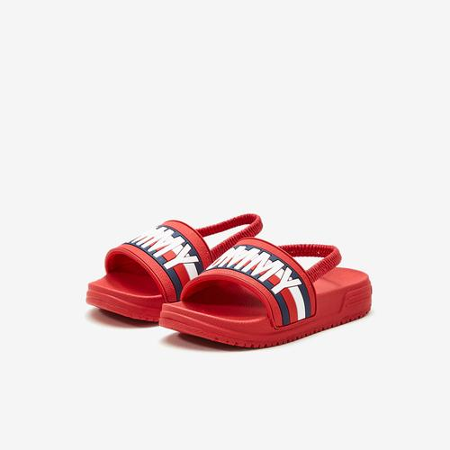 Tommy Hilfiger Boy's Toddler Baby Tommy Slide Sandal