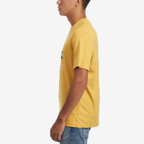 Left Side View of Lacoste Men's Graphic Croc T-shirt