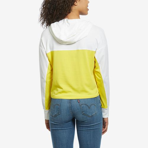 Tommy Hilfiger Women's Color Block Logo Hood Tee