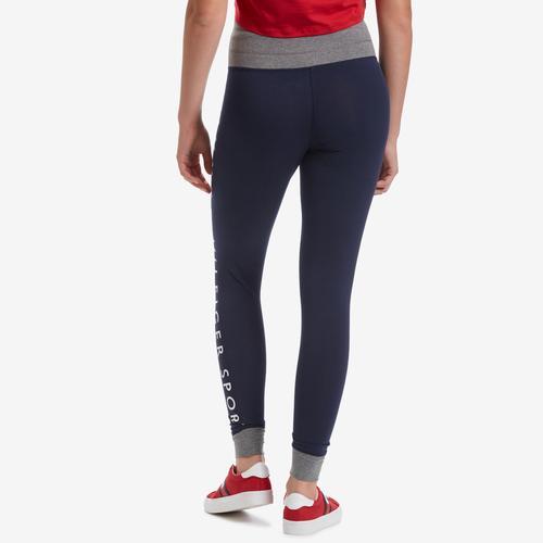 Tommy Hilfiger Sport Print Logo Leggings