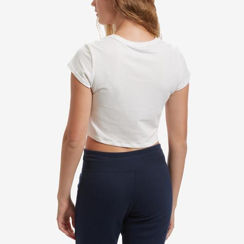 Tommy Hilfiger Women's Tommy Flag Cropped Tee