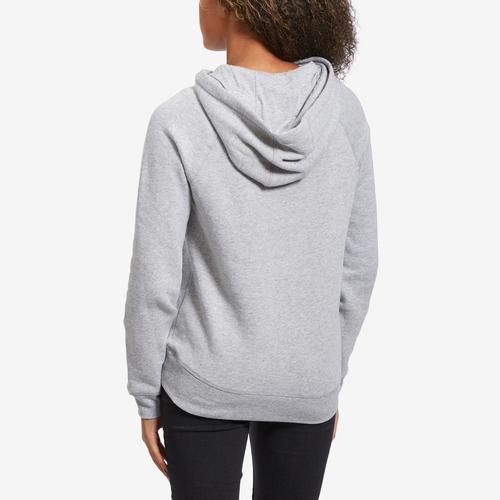 Tommy Hilfiger Women's Activewear Hi-Low Hem Flag Block Hoodie