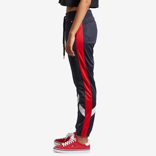 Left Side View of Tommy Hilfiger Women's Sport Track Joggers