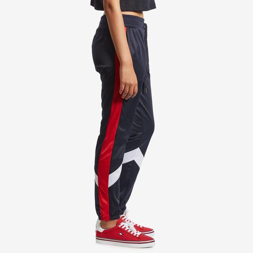 Right Side View of Tommy Hilfiger Women's Sport Track Joggers