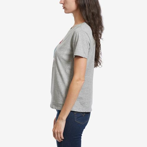 Right Side View of Freeze Women's Jaws Perfect Tee