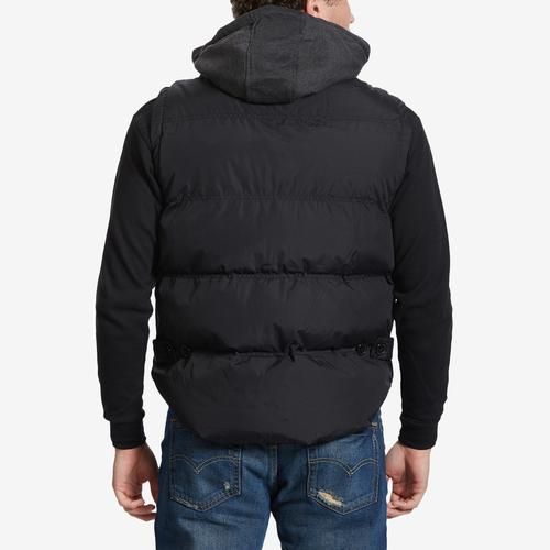 WHISTLER + CO Rocky Bubble Hooded Vest