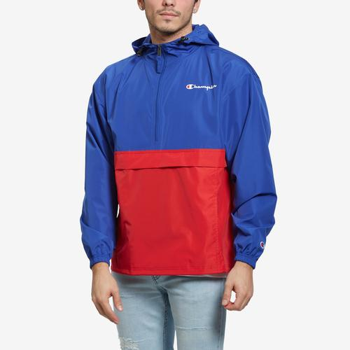 Front View of Champion Men's Packable Jacket