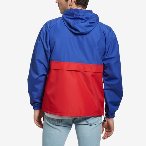 Back View of Champion Men's Packable Jacket