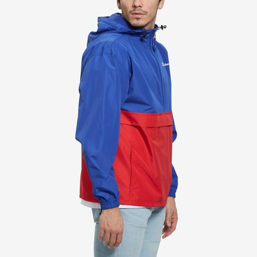 Left Side View of Champion Men's Packable Jacket